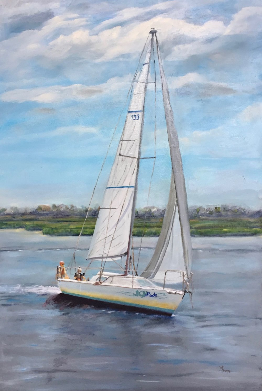 'Sunday Afternoon Sail'
