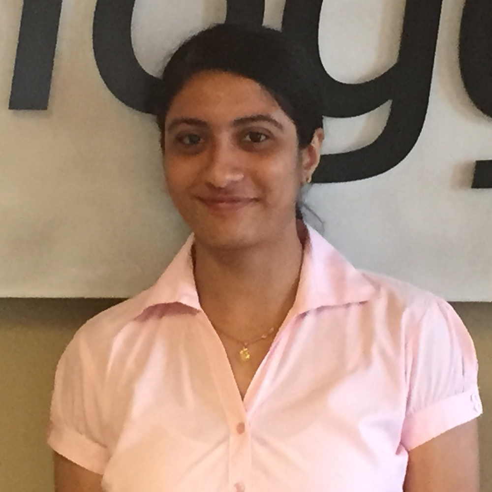 Shivani Gowriskankar, Northeastern University Software Engineer Intern