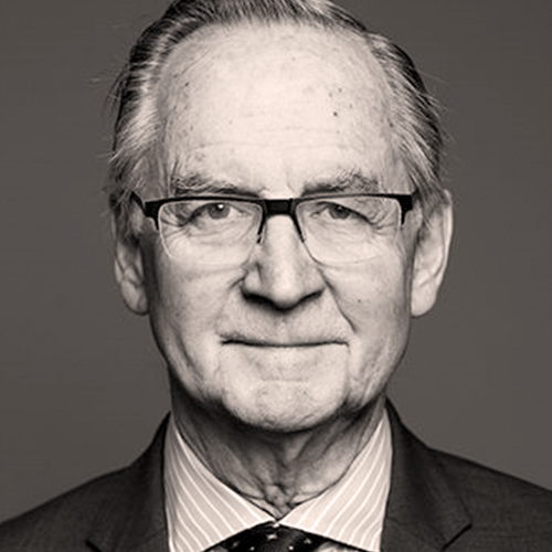 Ian Binnie,  CC Q.C.   Honorary Chair  Eminent retired Justice of the Supreme Court of Canada.Ian has been a supporter of BCFI since its beginning.