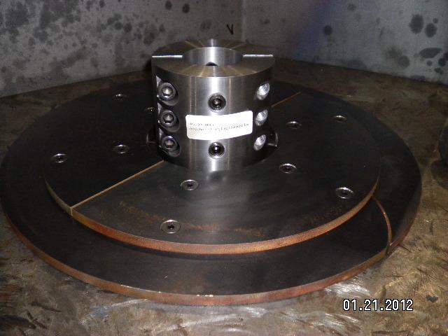 Custom Brake Hub Assembly