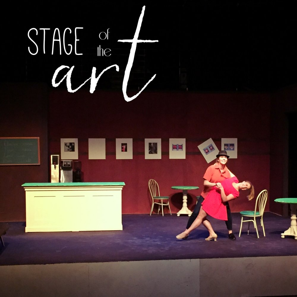 stage of the art