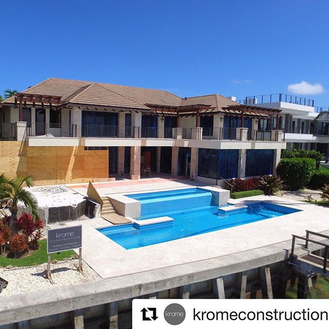 Can't wait to get started on this exciting remodel of a Charles Harrison Pawley home with such a great team on board! @villagearchitects @kromeconstruction  #Repost @kromeconstruction with @get_repost ・・・ Just started this custom remodel in #KeyBiscayne @villagearchitects #KromeConstruction #WeBuild #Groundup #Remodel #InteriorResidentialBuildOuts #Finishes #LuxuryCustomResidential