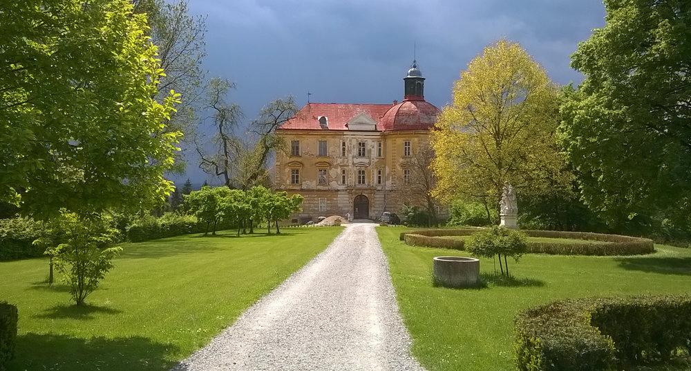 Schloss Hornegg