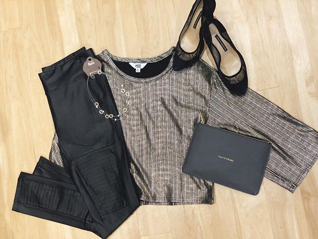 Your New Years outfit is here! Come shop the metallic styles at Pink Tulip Club
