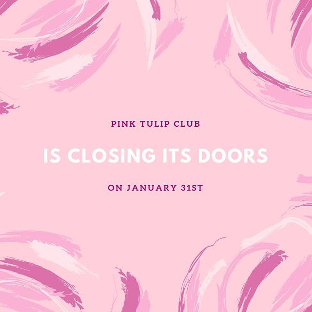 It has been an amazing almost 10 years with our wonderful customers here at Pink Tulip Club, and we thank you so much for your loyalty.  It is with a full heart that we announce that we are closing our doors JANUARY 31st, 2019.  Please come and enjoy this amazing sale that is still going on, and shop your hearts out before our inventory sells out!  We thank each and every one of you for your loyalty, we love you all!  Xoxo, PTC 💕