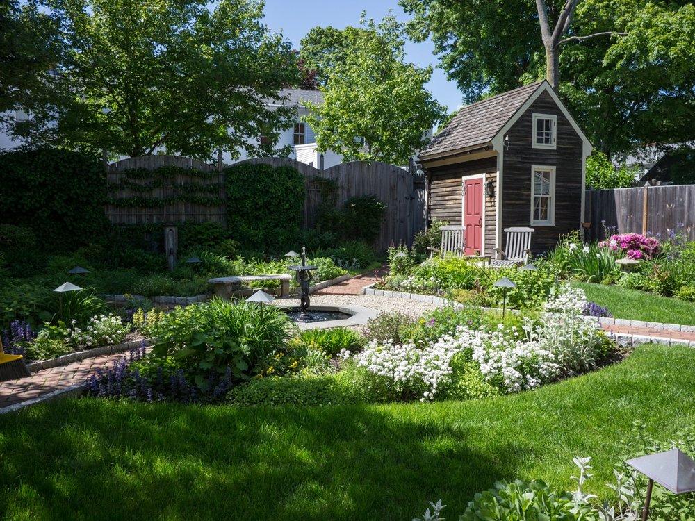 Michael Cebula& Jeffrey Adams Garden