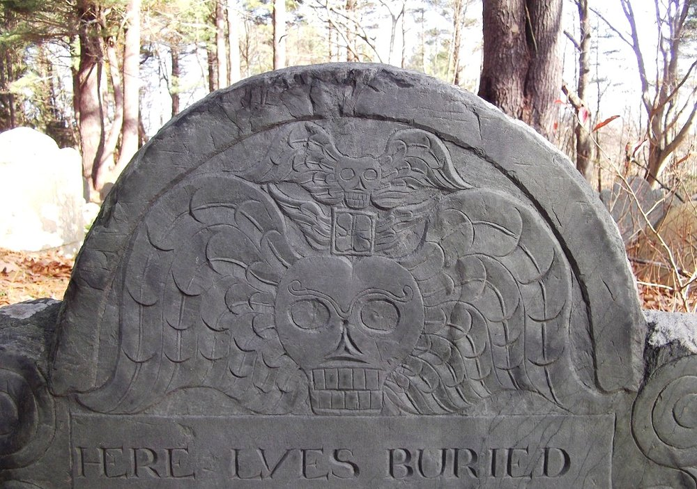A Historic Tour of Sawyer Hill Burying Ground -