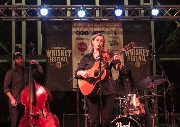 Music at TN Whiskey Festival