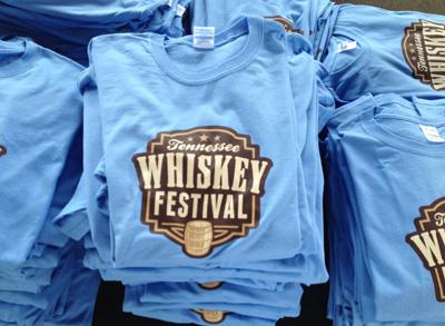 TN Whiskey Festival T Shirts.