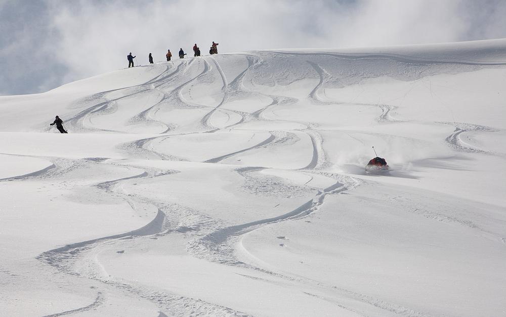 Great Northern Snowcat Skiing