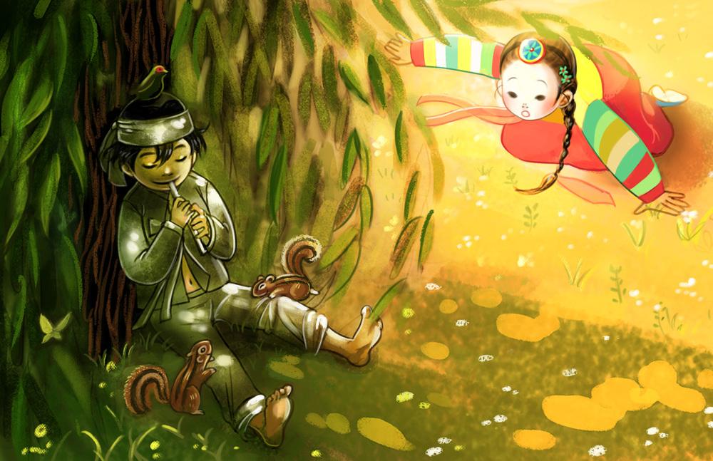 The Secret Garden: Scene 2