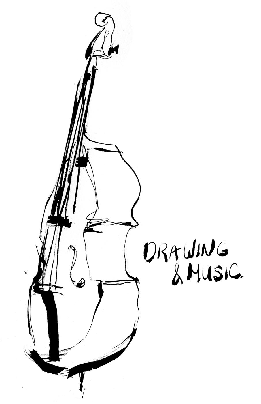 Drawing & Music