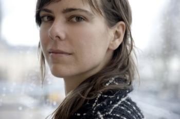 Sophie Deraspe. Photo parNadine Maas
