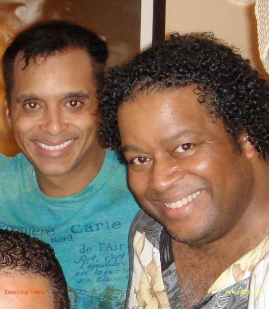 J with Grammy Award Winning Singer/Songwriter MR. JON SECADA!