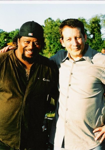 J with legendary jazz keyboardist JEFF LORBER!