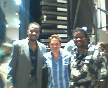 J with Bobby Lyle & Jazz Sax Great DAVE KOZ!