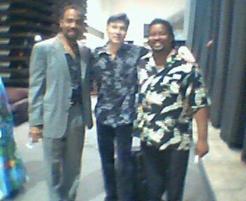 J with Bobby Lyle & Jazz Trumpeter Great RICK BRAUN!