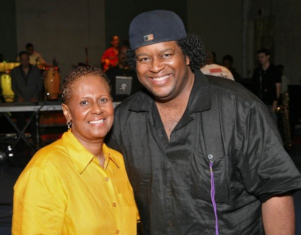 J with R&B/Soul Legend BARBARA MASON!