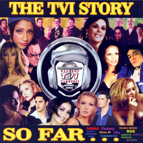 THE TVI STORY SO FAR.... - VARIOUS ARTISTS (TVI RECORDS)