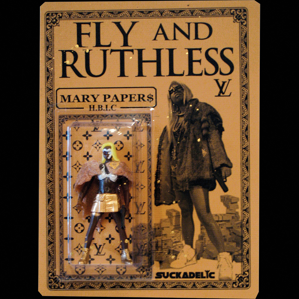 Fly and Ruthless