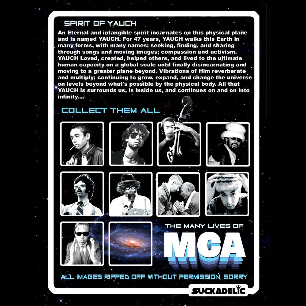 MCA Back
