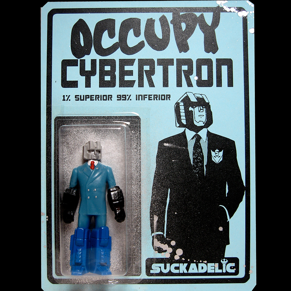 Occupy Cybertron