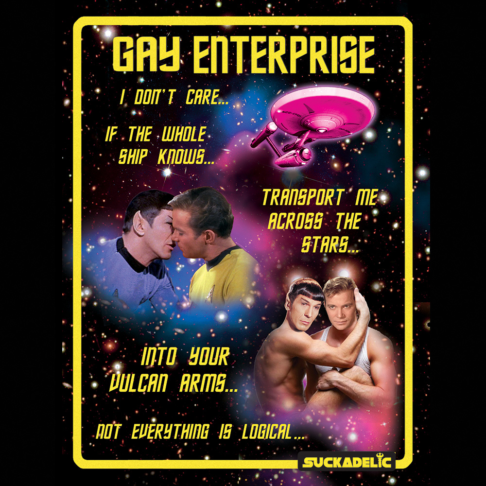 Gay Enterprise Back
