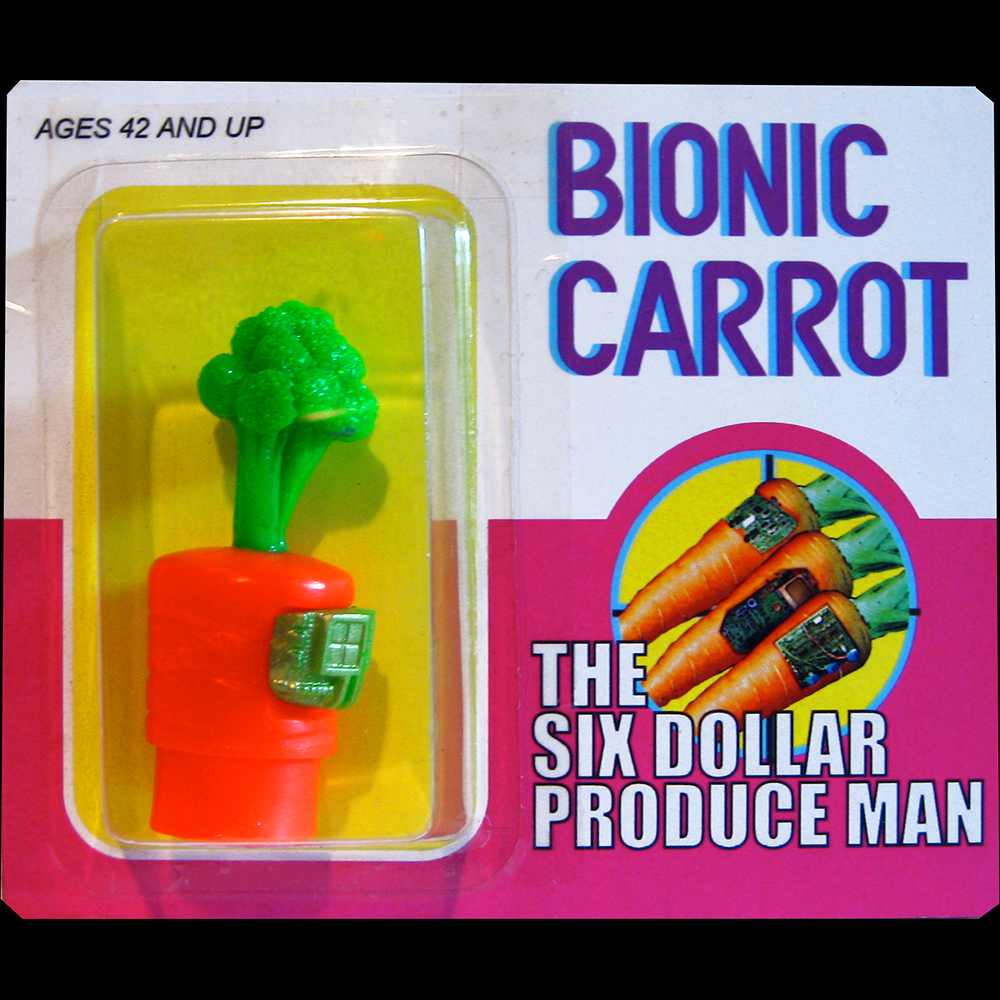 Bionic Carrot