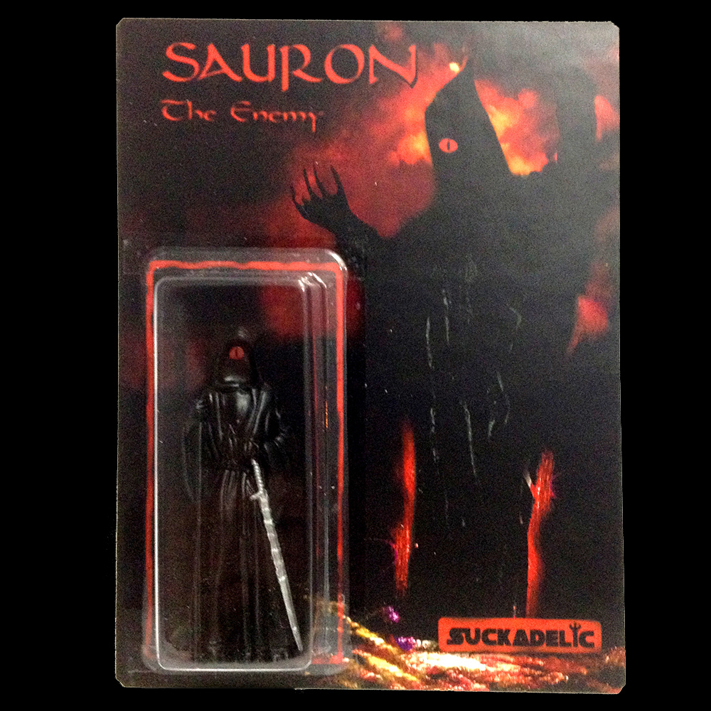 SAURON THE ENEMY