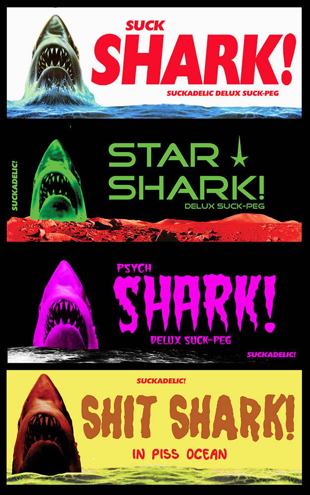 SUCKSHARK SERIES