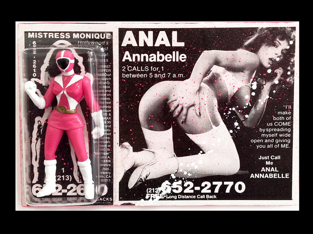 ANAL Annabelle