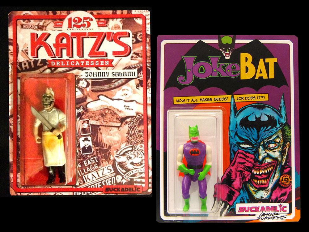 KATZ's DELI/ JOKEBAT Bootlegs