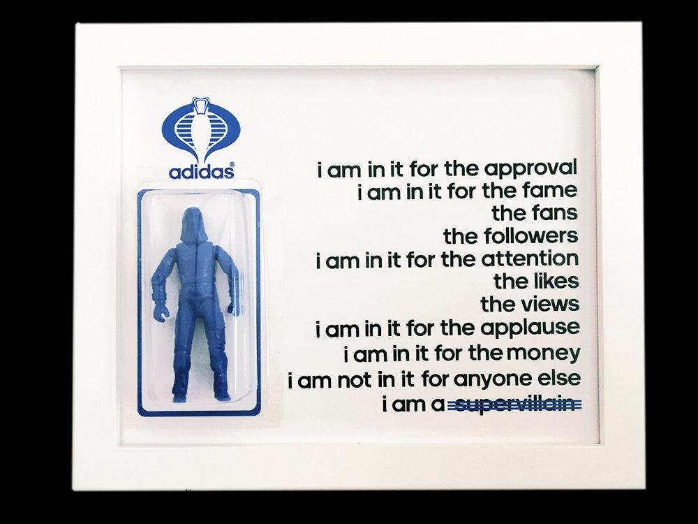 Adidas SUPERVILLAIN