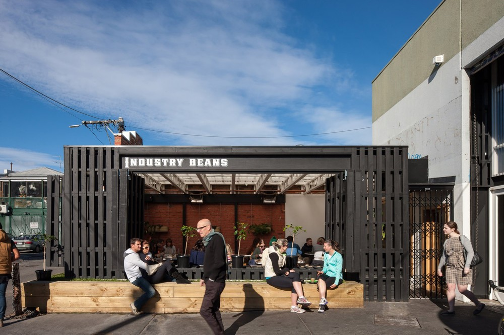 Industry Beans, Fitzroy Melbourne – Figureground Architecture (www.nikkiweedon.com)