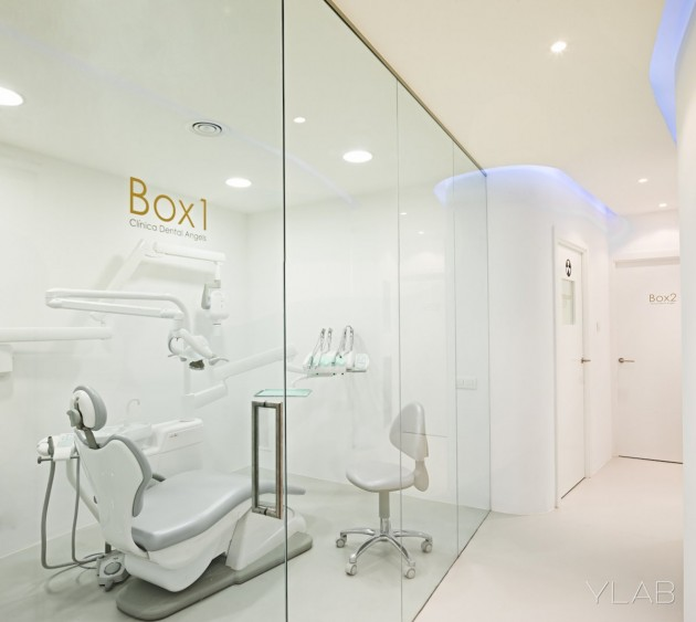 Dental Angels, Barcelona Spain - YLAB Arquitectos (www.nikkiweedon.com)
