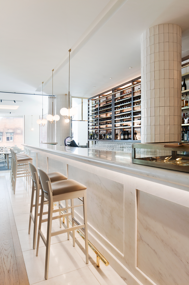 Little Collins St Kitchen, Melbourne – Hecker Guthrie (www.nikkiweedon.com)