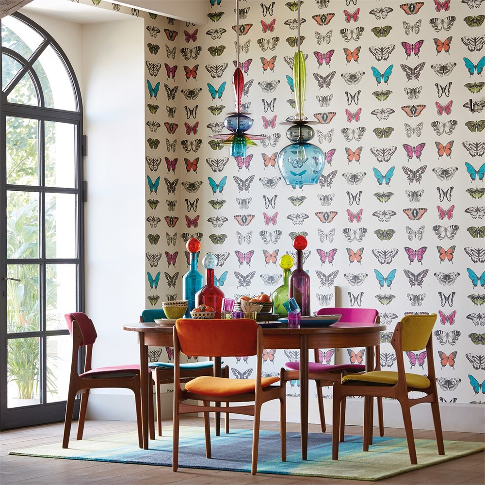 Amazilia, Wallpaper Collection – Harlequin (www.nikkiweedon.com)