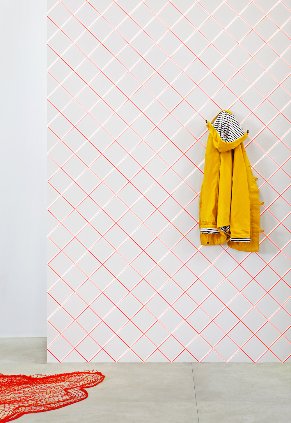 Scales, Ceramic Tiles - MUT Design (www.nikkiweedon.com)