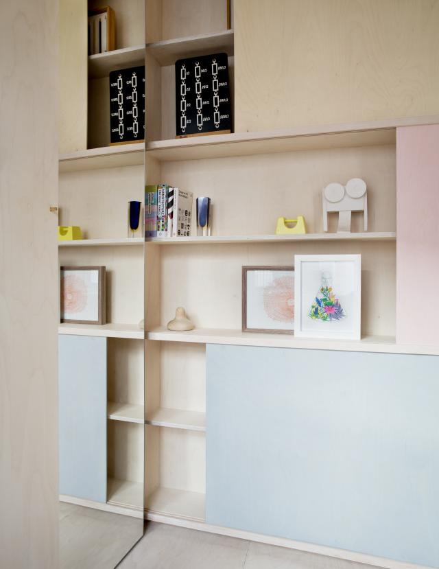 13m2 House, London UK - Studio Mama (www.nikkiweedon.com)