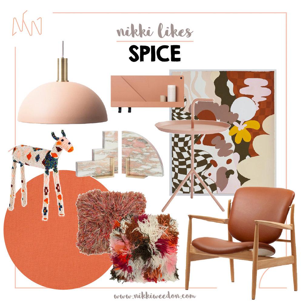 Nikki Weedon Likes SPICE (www.nikkiweedon.com)