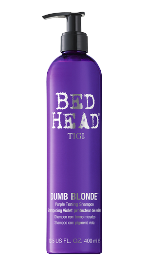 Dumb Blonde Purple Toning Shampoo