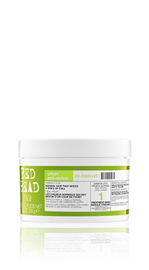 Re-energize Treatment Mask