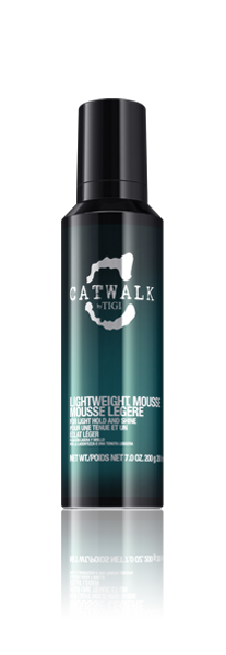 Lightweight Mousse