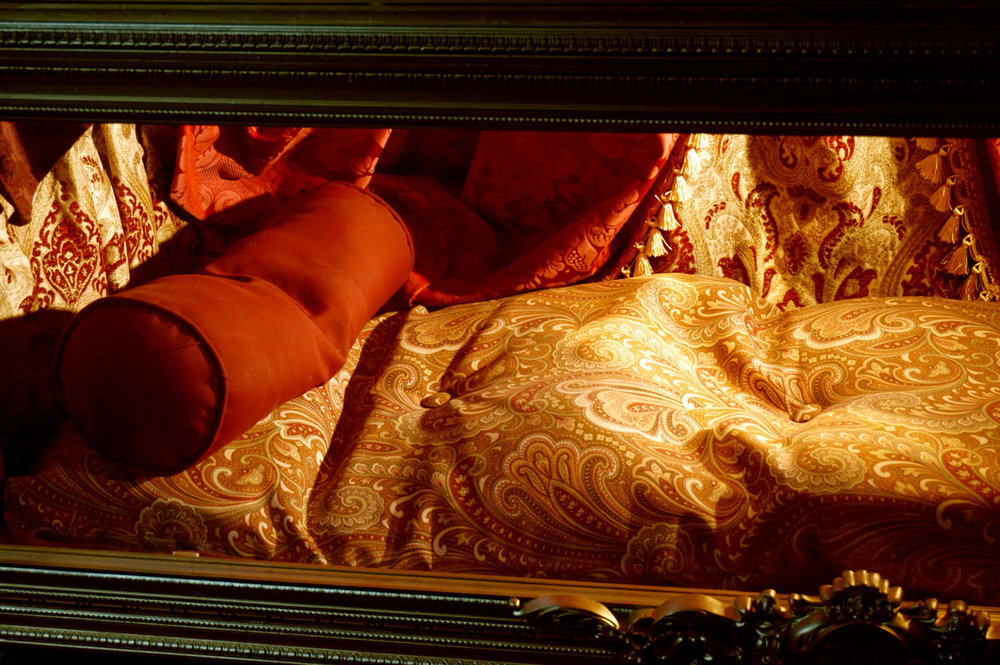 Detail of  Minori Incorrupt , 2015.