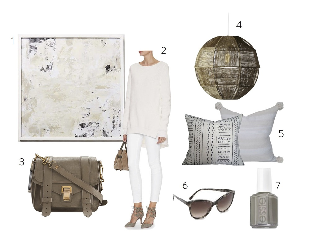 18a3b4b66e Creamy Neutrals for Yourself and Your Home — Jack Ryan Design