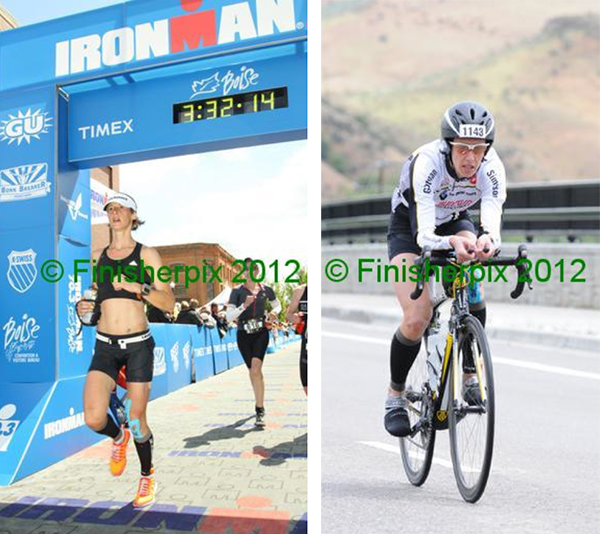 Tamasin Reno, Boise 70.3, Triathlon, SpiderTech, Compressport.