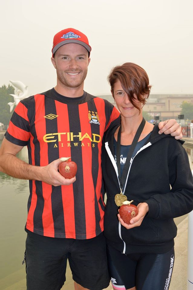 Top Overall Male and Female