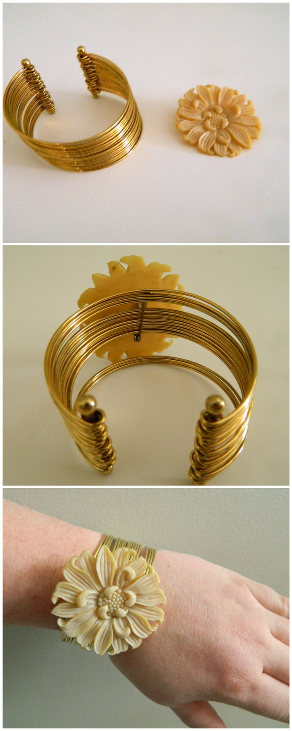 Metal bracelet version