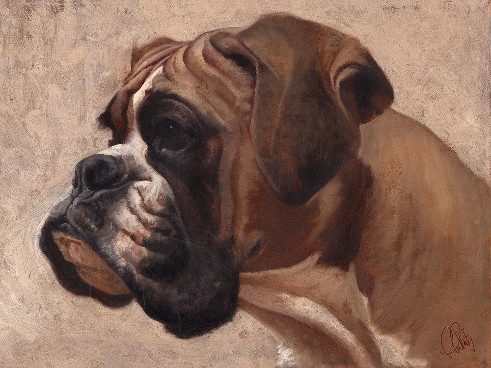 5. Simple Portrait