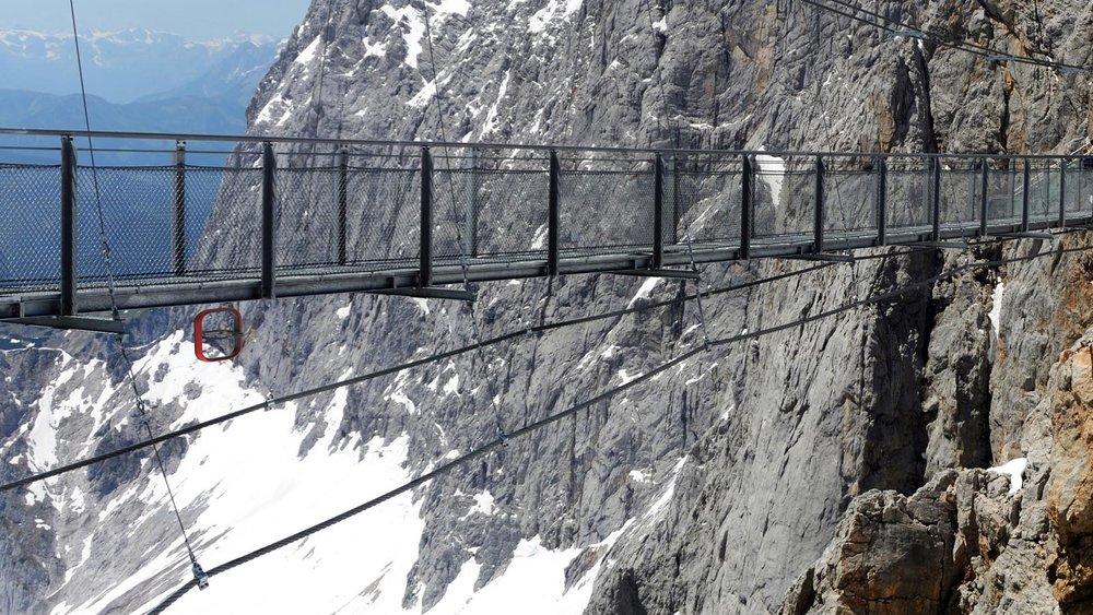 Linie29/Dachstein Hängebrücke/Wikimedia